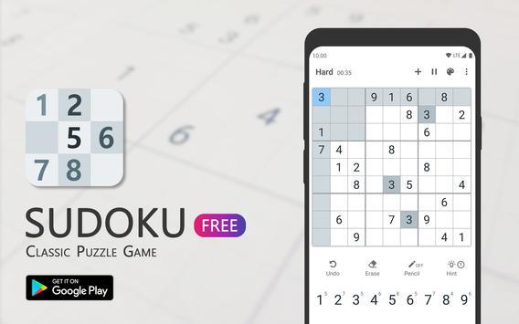 Sudoku screenshot 8
