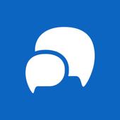 Blue Talk icon