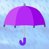 우산 챙겼니? - 지역 기반 비 예보 알림 구독 서비스 icon