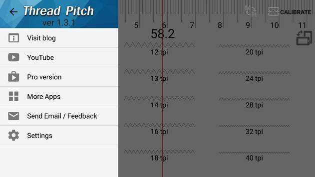 螺距規:Thread pitch 截圖 4
