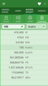 Einheiten Screenshot 4