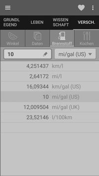 Einheiten Screenshot 5