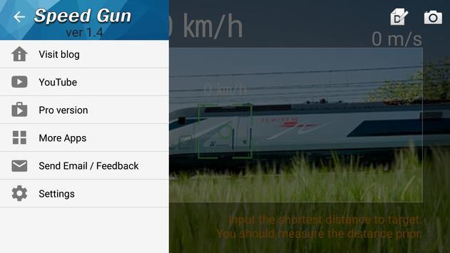 Speed Gun screenshot 3