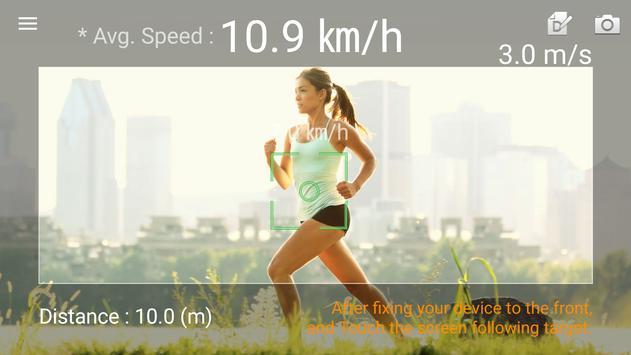 Speed Gun screenshot 1