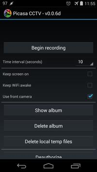 Picasa CCTV (for Android 2.3+) poster