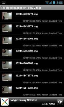 Picasa CCTV (for Android 2.3+) screenshot 1