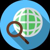 검색엔진 자동검색 icon