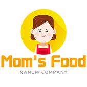 맘스푸드 - 엄마의 마음을 담은 푸드! icon