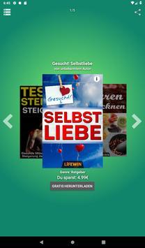 Buchschrei - Kostenlose eBooks täglich! screenshot 3