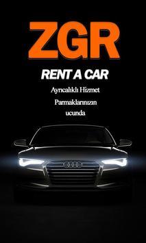 ZGR Rent a Car Mobil Uygulaması screenshot 2