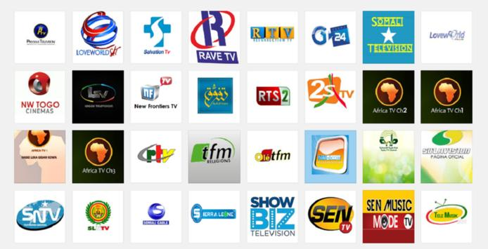 KS AFRICA IPTV screenshot 3