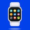 Smart Watch Sync Wear -Bluetooth Notifier(Wear OS) 圖標