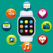 Smart Watch Sync Wear -Bluetooth Notifier(Wear OS) ícone