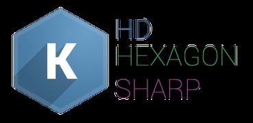 Kutbay - Hexagon Icon Pack