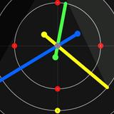 ReGular Clock Live Wallpaper