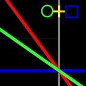 GeoMetric Clock Live Wallpaper icon