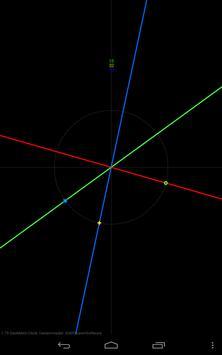 GeoMetric Clock Live Wallpaper screenshot 3