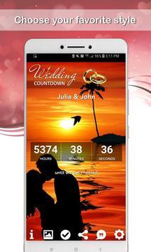 Wedding Countdown screenshot 3