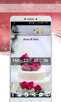 Wedding Countdown screenshot 6