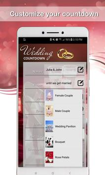 Wedding Countdown screenshot 7