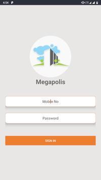 Megapolis Check List poster