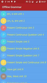 Grammar Master screenshot 2