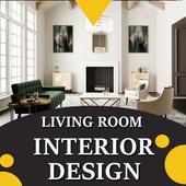 Living Room Interior Design icon
