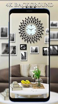 Modern Wall Clock Design screenshot 5