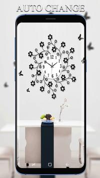 Modern Wall Clock Design screenshot 3