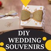 DIY Wedding Souvenirs Design icon