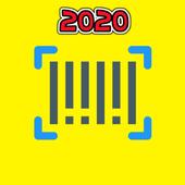 Scanner de codes QR & de codes-barres (français) icône