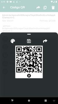 Lector de códigos QR y barras (español) - 2020 captura de pantalla 5