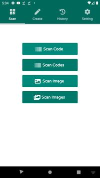 QR & Barcode Reader - QR & Barcode Scanner - 2020 포스터
