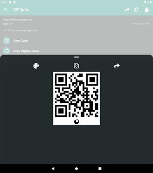 QR & Barcode Reader - QR & Barcode Scanner - 2020 스크린샷 13