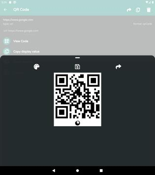 QR & Barcode Reader - QR & Barcode Scanner - 2020 스크린샷 21