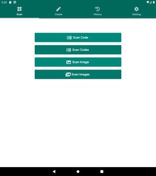 QR & Barcode Reader - QR & Barcode Scanner - 2020 스크린샷 8