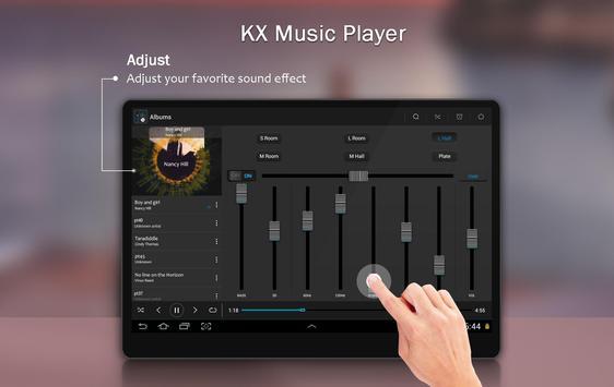kx music player دانلود
