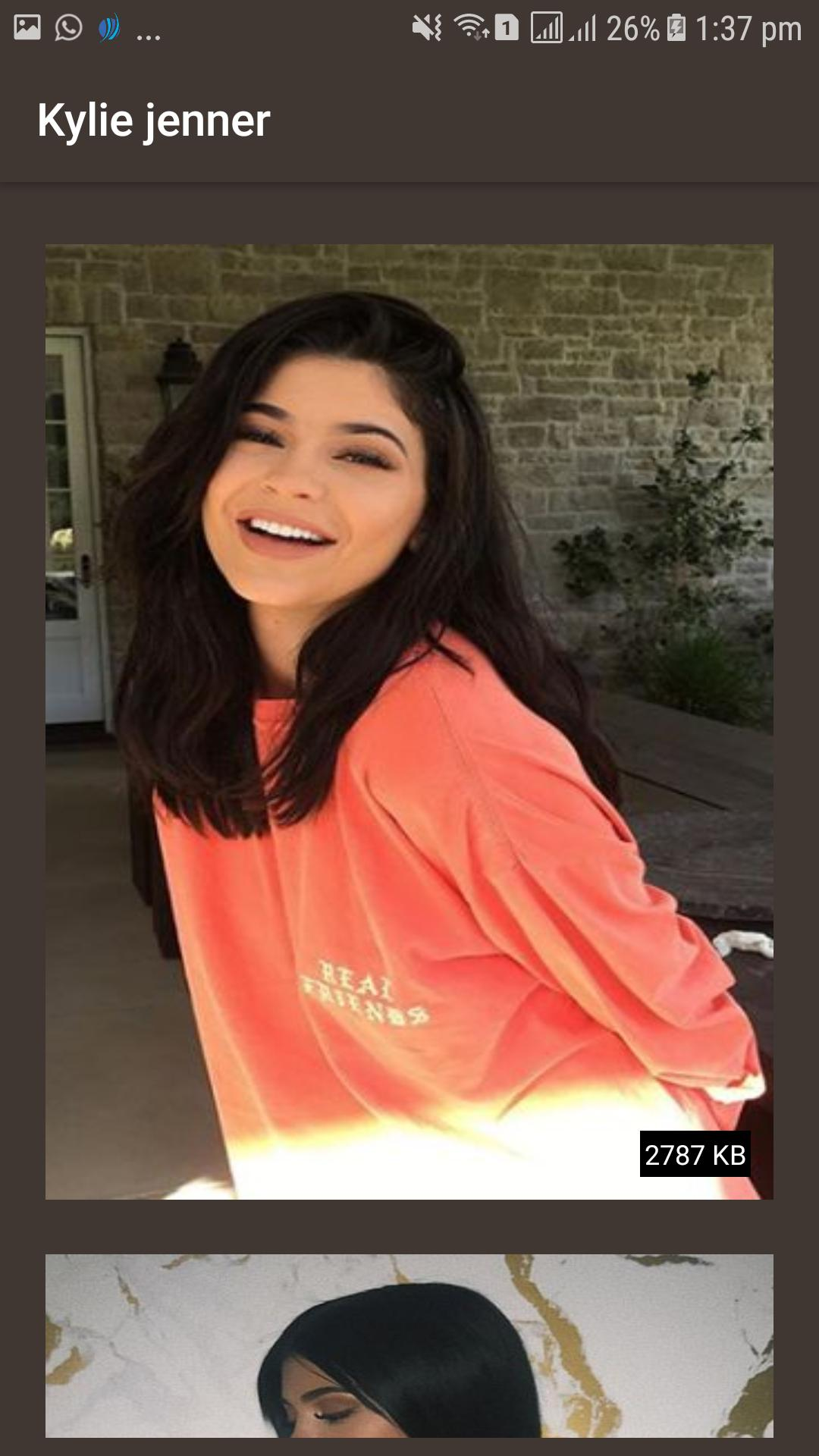 Kylie Jenner Hd Wallpapers And Photos 4k For Android Apk