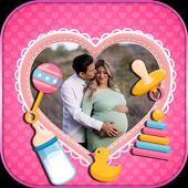 Baby Shower Photo Editor icon