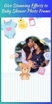 Baby Shower Photo Editor screenshot 1
