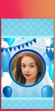Birthday Photo Editor screenshot 1