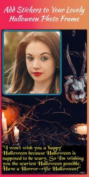 Halloween Photo Editor screenshot 3