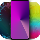 4K Gradients Wallpapers - Auto Wallpaper Changer icon