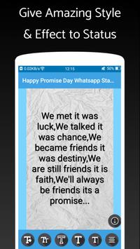 Happy Promise Day Status English For Android Apk Download