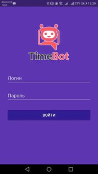 TimeBot Caller poster