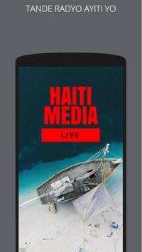 Radio Télé Scoop Haiti   Official App poster