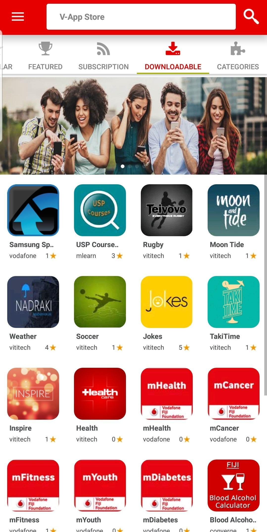 V-App Store for Android - APK Download