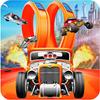 juegos de happy wheels  juegos de carreras coches icono