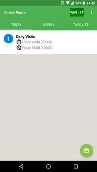 NFC Field Service screenshot 1
