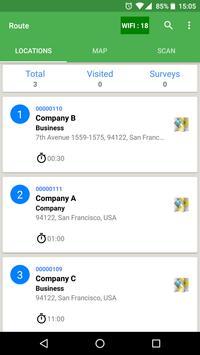 NFC Field Service screenshot 2